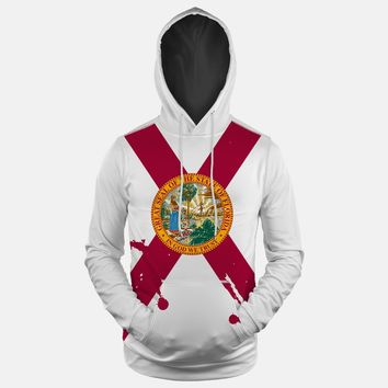 Florida Beast State Flag Hoodie (Ships in 2 Weeks)