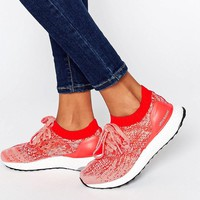 Pink | adidas Ultraboost Uncaged In Bright Pink at ASOS
