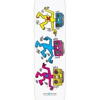 Alien Workshop x Keith Haring Boombox Team Deck - 8