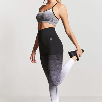 Active Ombre Stripe Leggings