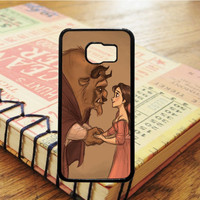Beauty And The Beast Samsung Galaxy S6 Case