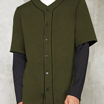 2-Layer Baseball Jersey