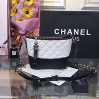 CHANEL Women Shopping Bag Leather Satchel Crossbody Handbag Shoulder Bag