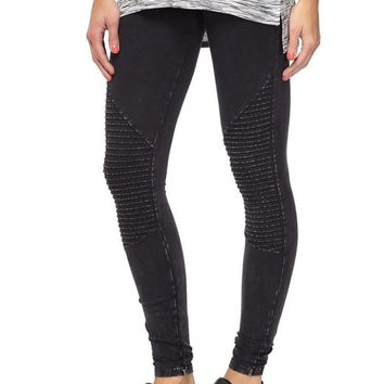 dakota knee detail legging