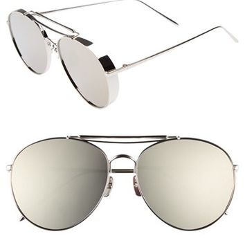 Women's Gentle Monster 60mm Aviator Sunglasses