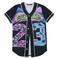 Bel Air 23 Baseball Jersey - Small