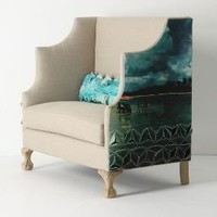 Greenfynch Settee, Padrina - Anthropologie.com