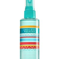 Travel Size Fine Fragrance Mist Endless Weekend