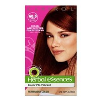 Clairol Herbal Essence Color, 048.5 Spicy Ginger-deep Intense Copper (Pack of 3)