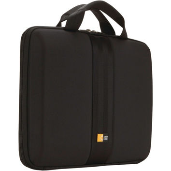 CASE LOGIC QNS-111BLACK 11.6 Chromebook(TM)/Surface Pro(R) 3 /11 MacBook Air(R) Sleeve (Black)