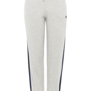 Striped Sweatpants by Russell Athletic | Topshop