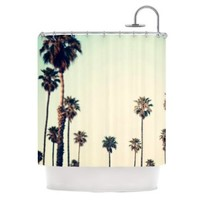 Kess InHouse Bree Madden California Shower Curtain, 69 by 70-Inch