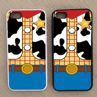 Woody Toy Story iPhone Case, iPhone 5 Case, iPhone 4S Case, iPhone 4 Case - SKU: 215