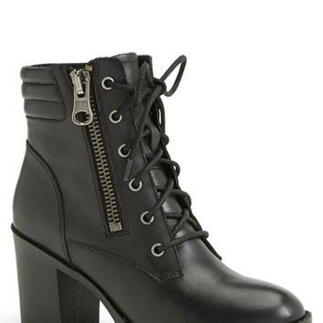 "Women's Steve Madden 'Noodless' Lugged Sole Boot, 3"" heel"