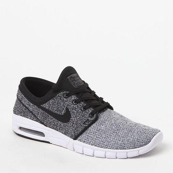 CREYONDI5 Nike SB Stefan Janoski Max Knit White and Black Shoes