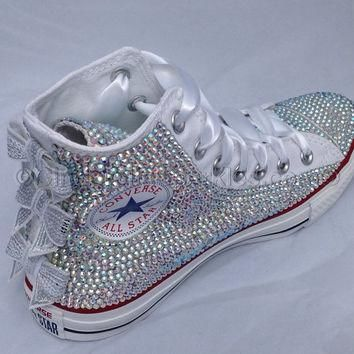 Best Rhinestone Chucks Products on Wanelo b4f5879cf