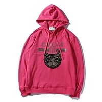 GUCCI Woman Men Fashion Hoodie Top Sweater Pullover