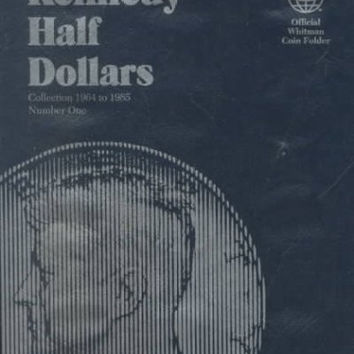 Kennedy Half Dollars: Collection 1964 to 1985, Number One