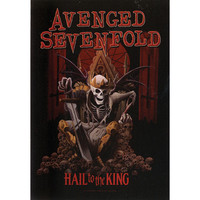 Avenged Sevenfold - Poster Flag
