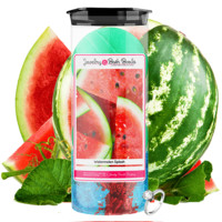 Watermelon Splash | Jewelry Bath Bombs Twin Pack