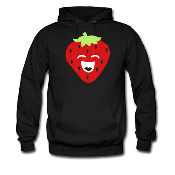 Strawberry Face hoodie sweatshirt tshirt