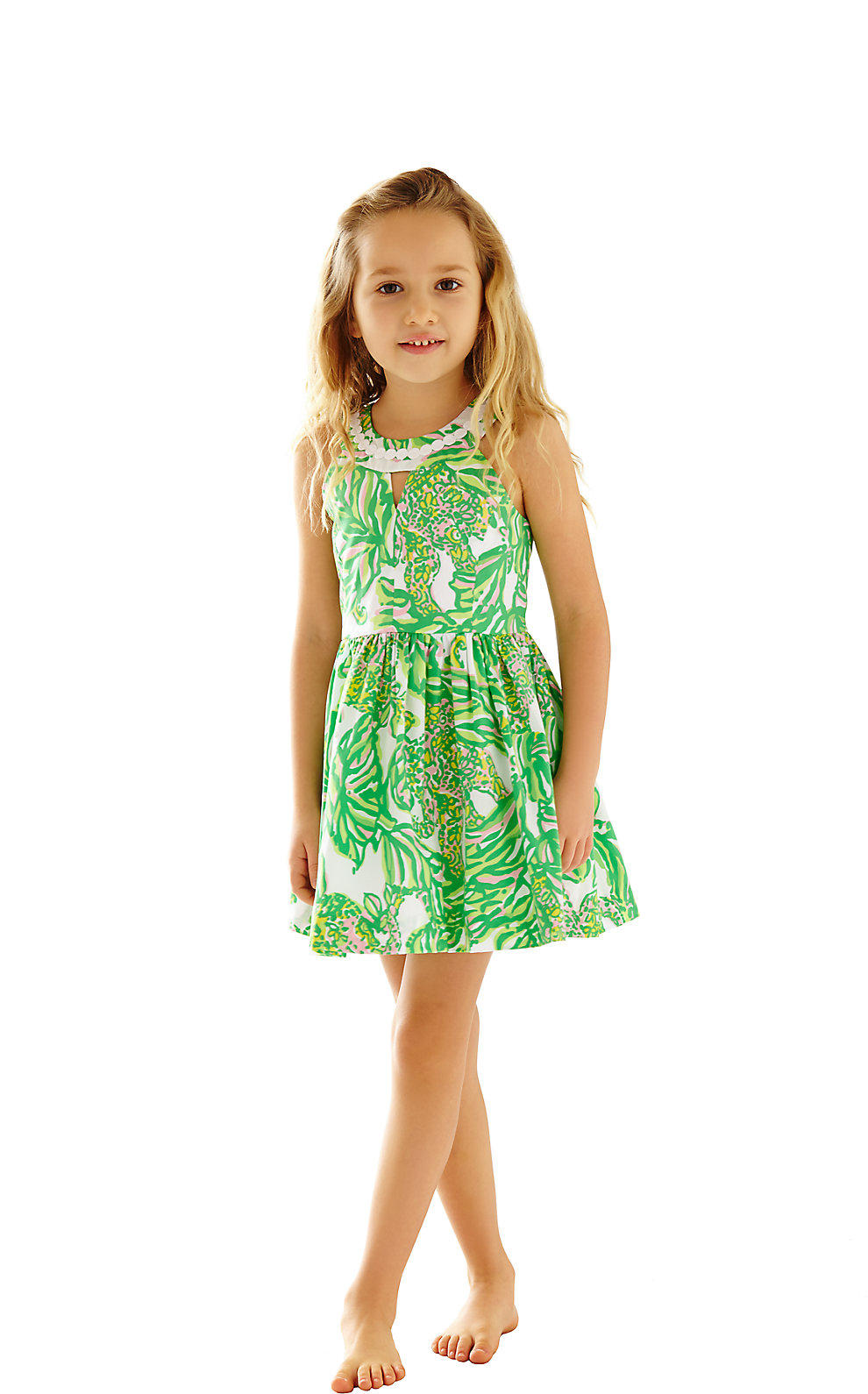 Lilly Pulitzer Girls Claude Fit u0026 Flare