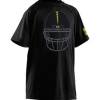 Under Armour Boys' Protect This House I Will Helmet Graphic T-Shirt - Dick's Sporting Goods