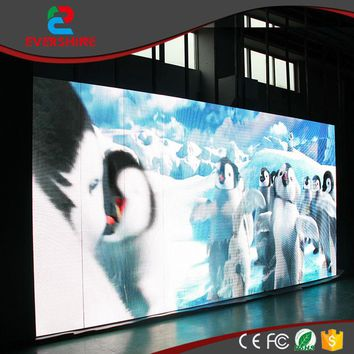 Free shipping diy customized P5 SMD2727 RGB 1/8scan full color outdoor advertising led display screen