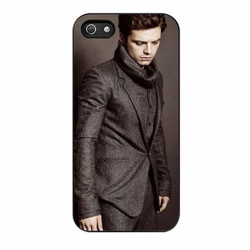 sebastian stan once upon a time iphone 5 5s 4 4s 5c 6 6s plus cases