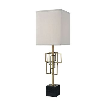 Hollywood Squarze Table Lamp