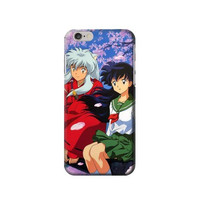 P1903 Inuyasha Kagome Case Cover For IPHONE 6