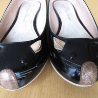 authentic Marc by Marc Jacobs mouse flats