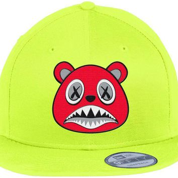 Angry Baws - New Era 9Fifty Snapback Hat - Yeezy 350 Boost Semi Frozen Yellow