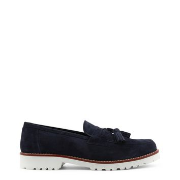 Made in Italia- Suede Tassel Loafers