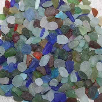 AWESOME BEACHGLASS SURPRISE Pick one of Many surprise Bags you can Choose From