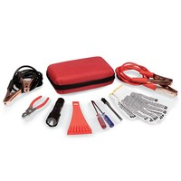 Picnic Time Emergency Highway Kit (Red)
