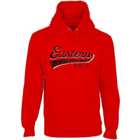 Eastern Washington Eagles All-American Secondary Pullover Hoodie - Red