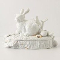 Enchanted Morning Jewelry Box, Bunny - Anthropologie.com