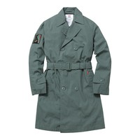 Supreme Belted Trench Coat - The Cabin