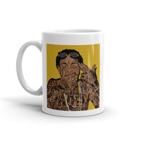 Lil Wayne Weezy Tunechi Young Money Mula Drake Ceramic 11 oz Coffee Mug - Case15
