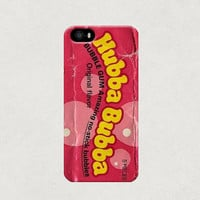 Hubba Bubba Retro iPhone 4 4s 5 5s 5c Case