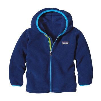 Patagonia Baby Synchilla® Fleece Cardigan | Channel Blue