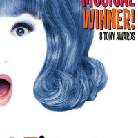 Hairspray 11x17 Broadway Show Poster