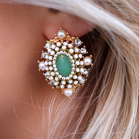 Vintage Heirloom Earrings