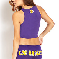 Los Angeles Lakers Crop top