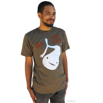 Gall of the Wild - Gall bladder T-shirt - Mens Tee