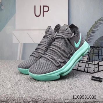 """""""Nike KD 10"""" Men Casual Fashion Multicolor Running Basketball Shoes Sneakers"""