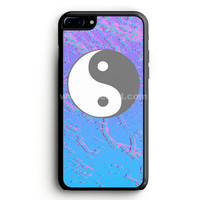 Vaporwave Yin Yang iPhone 7 Plus Case | aneend