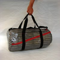 Sailcloth Duffel Bag by SaltySail on Etsy