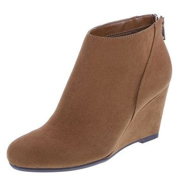 MISSY WEDGE BOOT